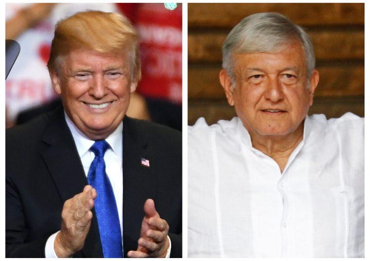 ¿Vendrá Trump a la toma de posesión de López Obrador? Esto dicen los republicanos