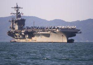 La Marina de EE. UU. le propone al gobierno de Trump hacer una demostración de fuerza ante China