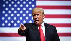 Trump acusa incapacidad de México para contener migrantes mientras la…