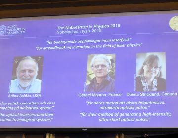 Ciencia ficción hecha realidad: por innovar con láser y hasta mover virus se ganan el Nobel de Física 2018