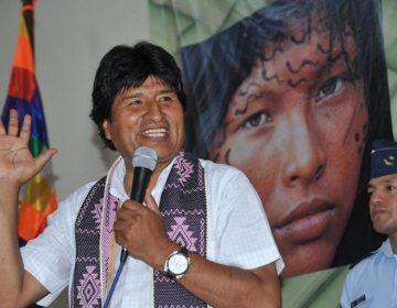 Expresidente como candidato a la presidencia en Bolivia; va contra Evo Morales en 2019