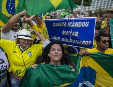Elecciones presidenciales en Brasil: Bolsonaro lidera conteos, pero se perfila segunda vuelta