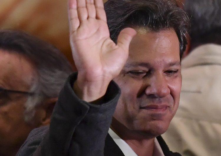 Brasil: ¿Podrá Haddad hacer frente al ultraconservador Bolsonaro?