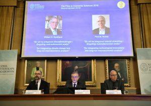 William Nordhaus y Paul Romer ganan el Nobel de Economía por integrar clima, innovación y economía