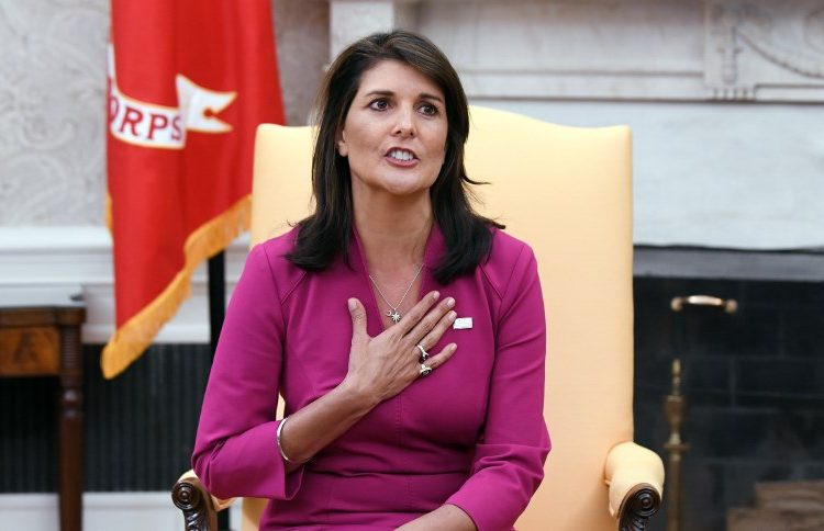 Renuncia Nikki Haley, el rostro de Trump ante la ONU; descarta ir por la presidencia de EE. UU.