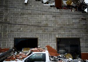 El huracán Michael llega a Florida: deja casas destrozadas y al menos un muerto