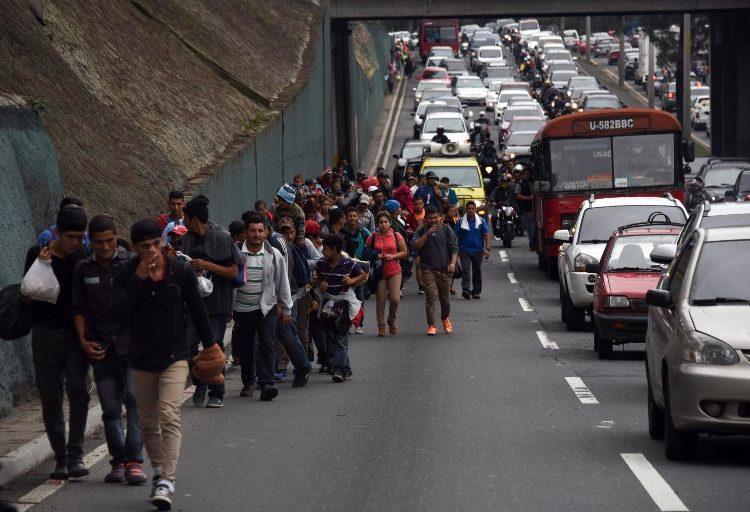 Trump agradece a México por despliegue de policías en la frontera con Guatemala