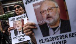 El periodista Khashoggi murió tras una riña en el consulado…