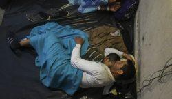 México mantiene suspendido avance de caravana migrante que va hacia…