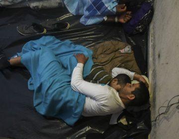 México mantiene suspendido avance de caravana migrante que va hacia EE. UU.