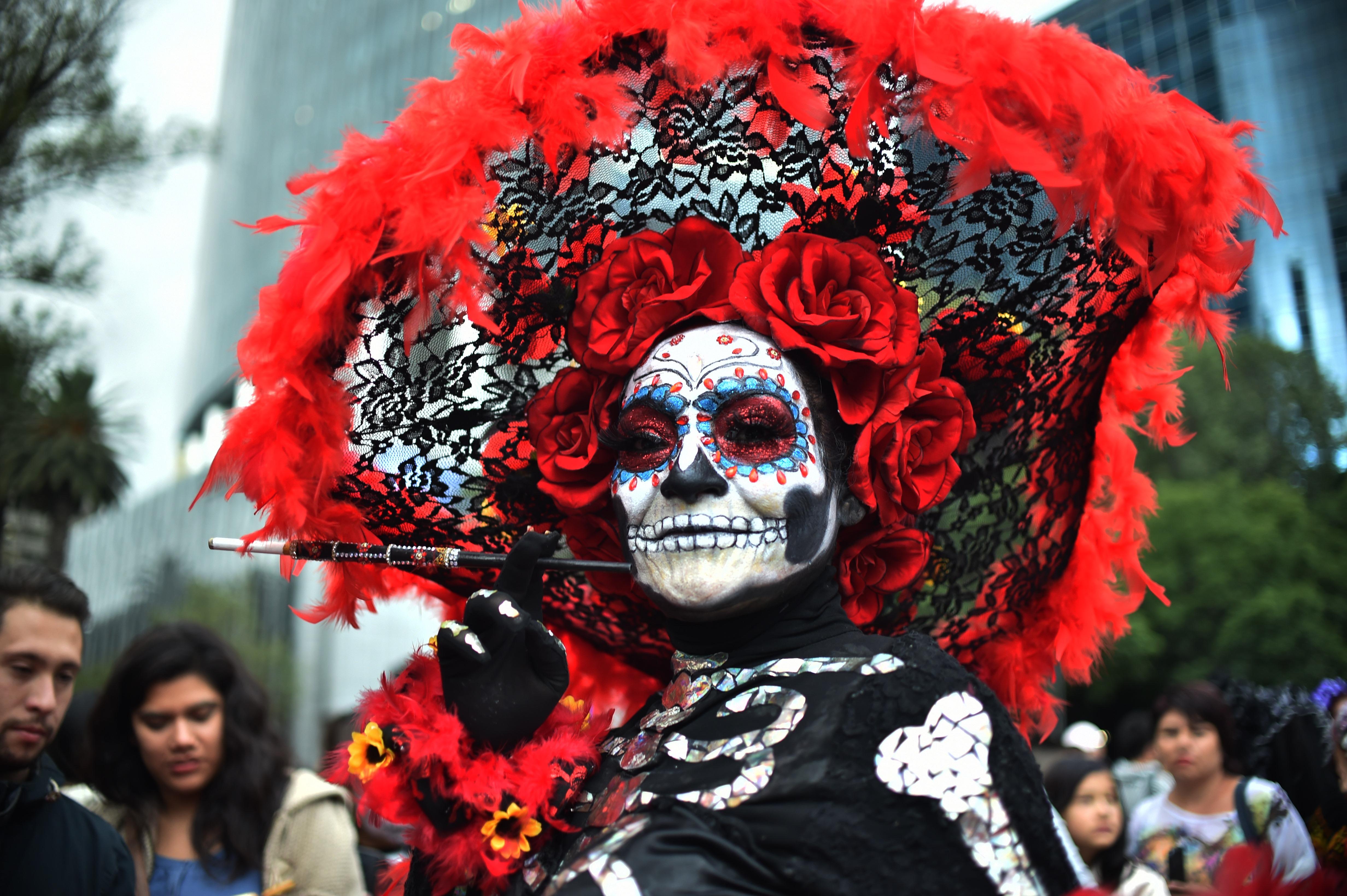 Catrinas Vs Halloween Rescatando Las Tradiciones Mexicanas