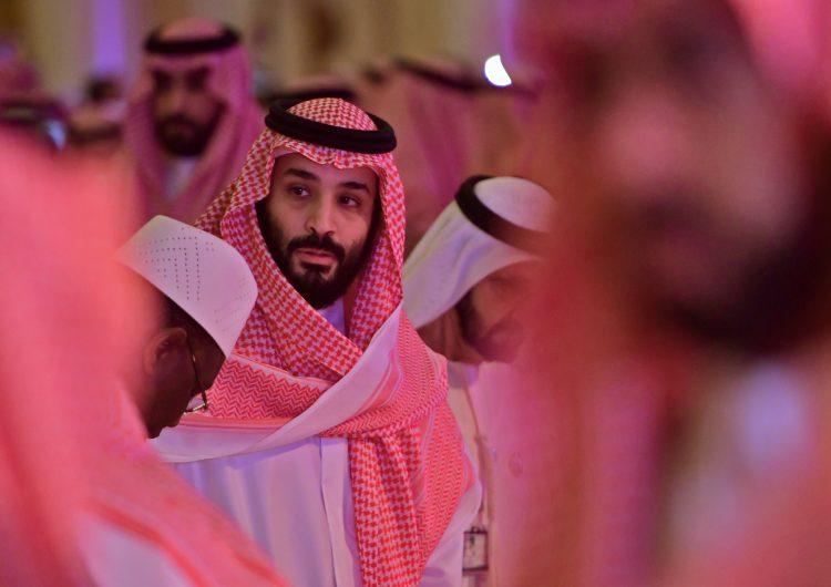 El principe saudi promete justicia para periodista asesinado en embajada turca