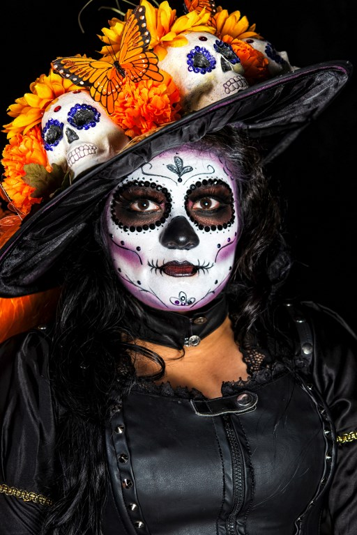 Catrinas Vs Halloween Rescatando Las Tradiciones Mexicanas En El