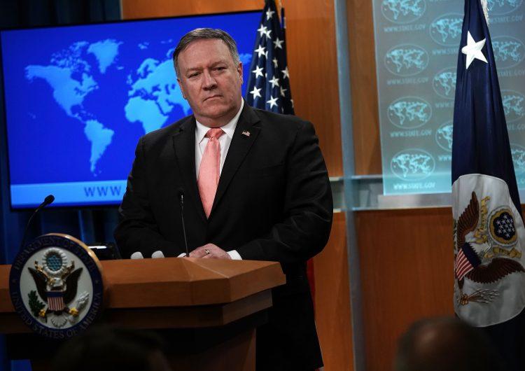 EE. UU. revocará visas a saudíes implicados en muerte de periodista Khashoggi, advierte Pompeo