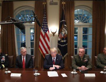 Para evitar paso de migrantes, EE. UU.  aprueba refuerzo militar en la frontera con México