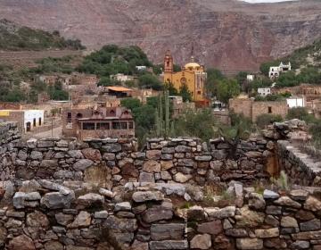 El fantasma de la destrucción persigue a Cerro de San Pedro