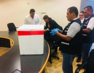 Recibe Fiscalía de Aguascalientes muestras de ADN de cadáveres sin identificar en Jalisco