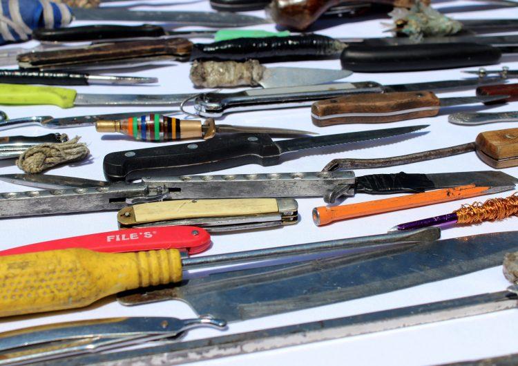 Incrementa uso de armas al cometer delitos en Aguascalientes