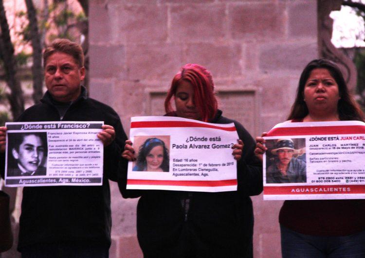 Inicia búsqueda de desaparecidos aguascalentenses en Jalisco