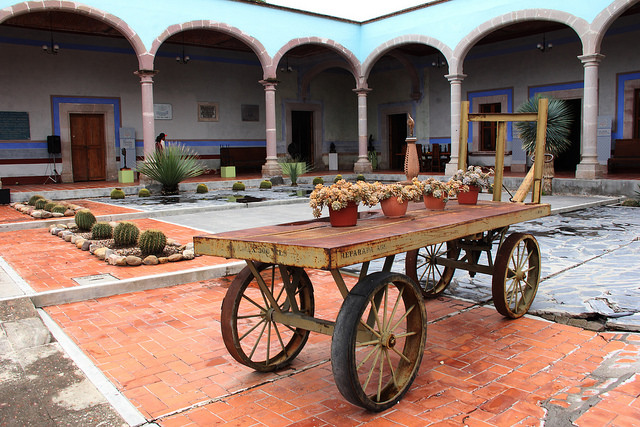 ¿Cuánto se ha invertido en infraestructura cultural en Aguascalientes?