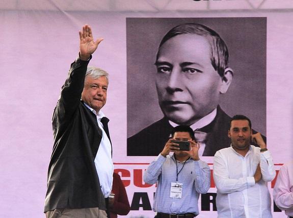Los puntos clave de la visita de AMLO en Aguascalientes
