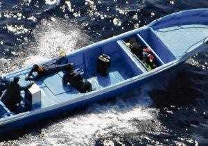 Capturan a 14 personas por enviar cocaína en lanchas a Centroamérica