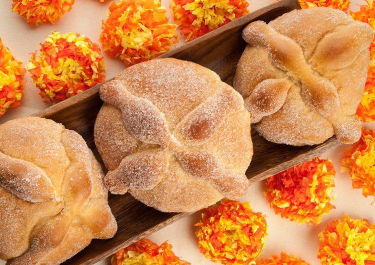 El pan que SÍ era de muertos