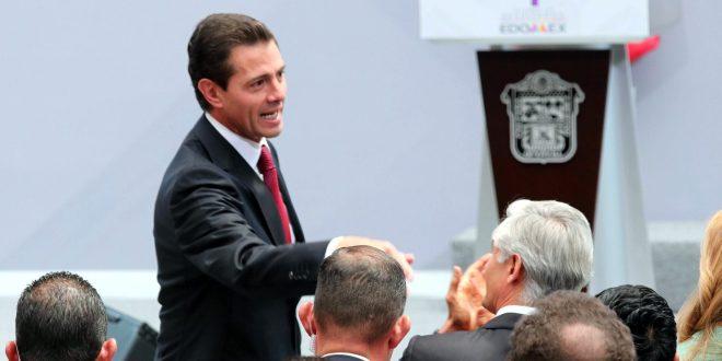 Buscan amparo Peña Nieto y Gabinete contra investigación penal