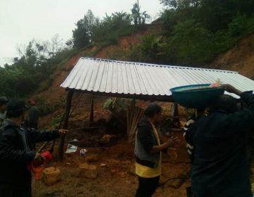 Tormenta Vicente deja 11 muertos en Oaxaca; suspende IEEPO clases en 147 municipios