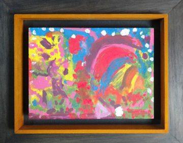 El arte y los niños