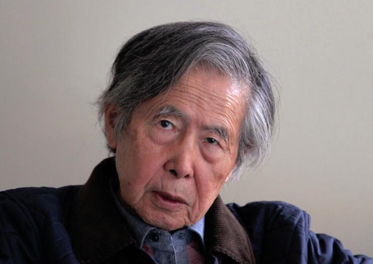 """Detienen en clínica a Alberto Fujimori; expresidente peruano dice que ir a la cárcel será """"una condena a muerte"""""""
