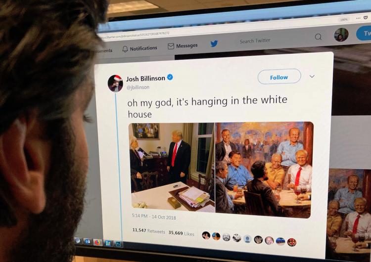 Twitter revela que 10 millones de tuits buscaron influir en EE. UU. desde el exterior