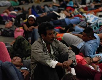 Ante avance de caravana desde Centroamérica a EE. UU., Trump propone endurecer leyes migratorias