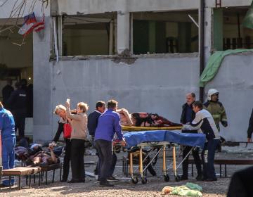 Tiroteo en Rusia: Estudiante suicida mata a 19 personas en escuela de Crimea