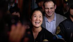 Liberan a Keiko Fujimori luego de acusarla de lavado de…