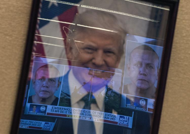 Quién es Cesar Sayoc, el seguidor de Trump sospechoso de enviar bombas por correo