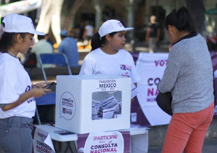 En 37 municipios de Oaxaca, consulta sobre NAIM