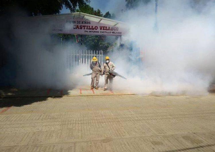 Sospecha Salud de dos nuevas muertes por dengue; van 114 casos y una defunción confirmada