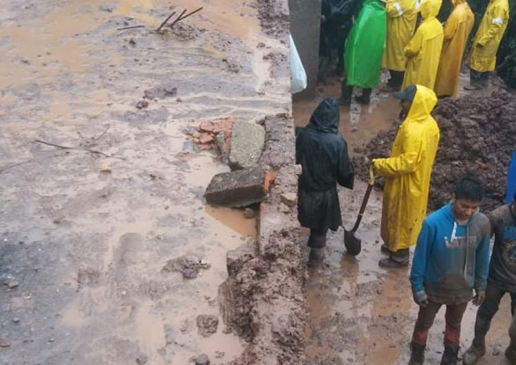 Crece tragedia, lluvias dejan 7 muertos en Oaxaca