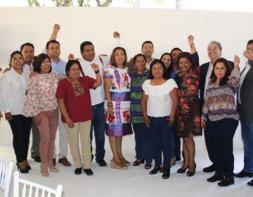 Regresa Sala Xalapa diputaciones pluris a Morena