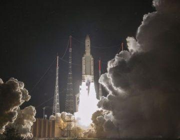 Recorrido de 7 años: Despega la primera misión europea rumbo a Mercurio