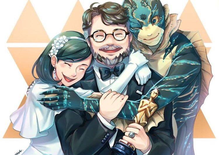 Fans de Guillermo del Toro celebran su cumpleaños con ilustraciones de sus películas