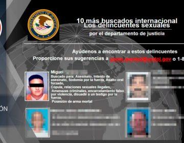 Detienen en México a uno de los agresores sexuales más buscados en EE. UU.