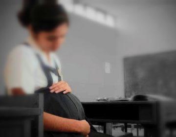 Anualmente mil embarazos en menores de 15 años