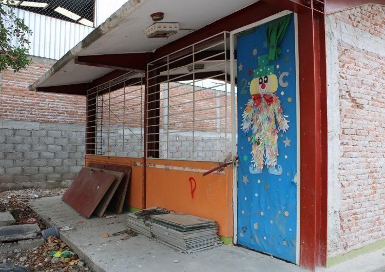 Desmiente IOCIFED a Sinfra: son 227 las escuelas dañadas por terremoto sin financiamiento