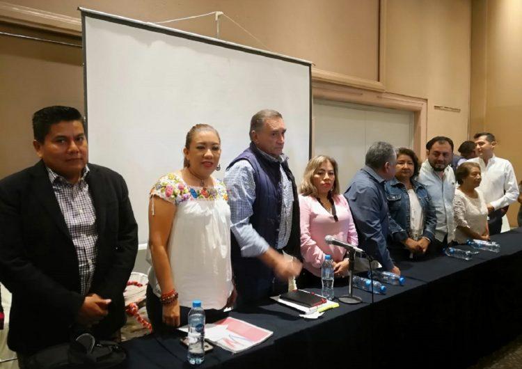 """En Oaxaca """"Foro Escucha por la pacificación y reconciliación nacional"""""""