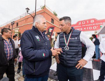 Oaxaca en paz pese a granadazos: Murat