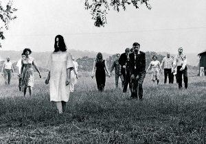 El nacimiento del zombi