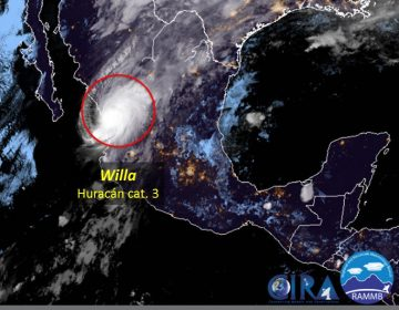Remanentes de Willa causan estragos en el norte y el Pacífico mexicano