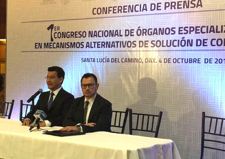 Estancado en Oaxaca Sistema de Justicia Penal: Fiscal